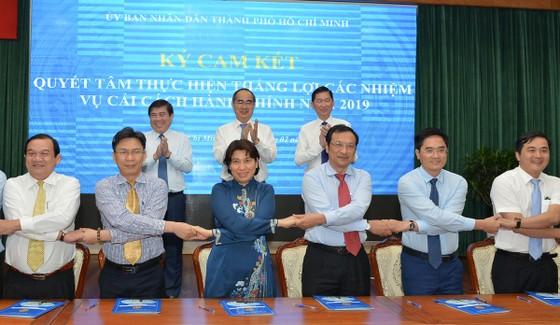 Bí thư Thành ủy TPHCM Nguyễn Thiện Nhân: Triệt để, đồng bộ và tăng tốc cải cách hành chính ảnh 9