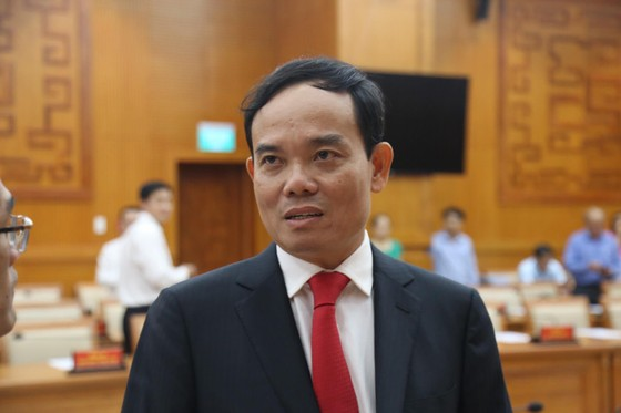 Bí thư Tỉnh ủy Tây Ninh Trần Lưu Quang làm Phó Bí thư Thường trực Thành ủy TPHCM ảnh 4