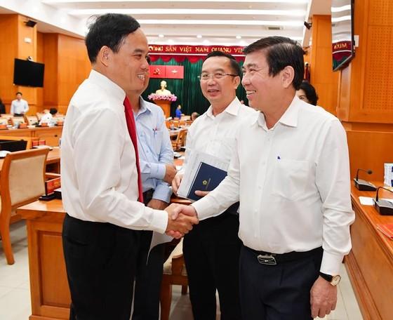 Bí thư Tỉnh ủy Tây Ninh Trần Lưu Quang làm Phó Bí thư Thường trực Thành ủy TPHCM ảnh 3