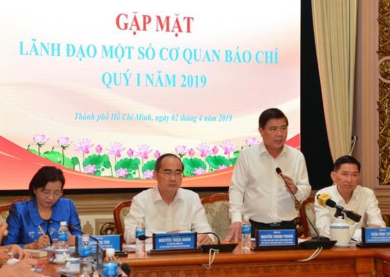 Bí thư Thành ủy TPHCM Nguyễn Thiện Nhân: Công khai tất cả các kết quả kiểm tra, thanh tra, giám sát ảnh 2