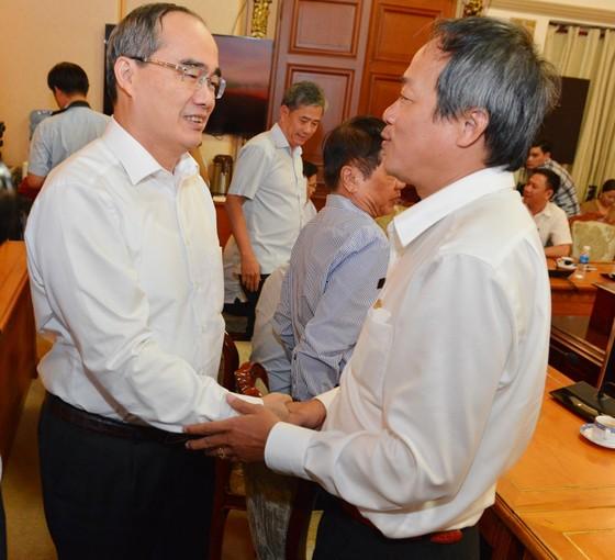 Bí thư Thành ủy TPHCM Nguyễn Thiện Nhân: Công khai tất cả các kết quả kiểm tra, thanh tra, giám sát ảnh 1