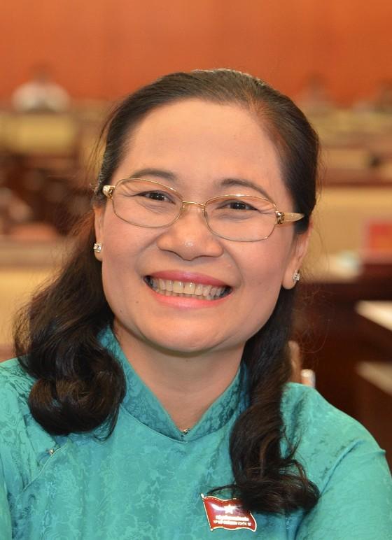 Đồng chí Nguyễn Thị Lệ làm Chủ tịch HĐND TPHCM ảnh 3