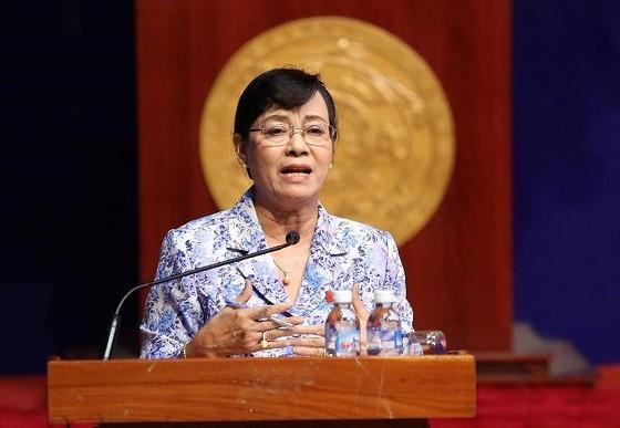 Vấn đề Thủ Thiêm tiếp tục nóng trong phiên tiếp xúc đại biểu Quốc hội với cử tri quận 2 ảnh 3