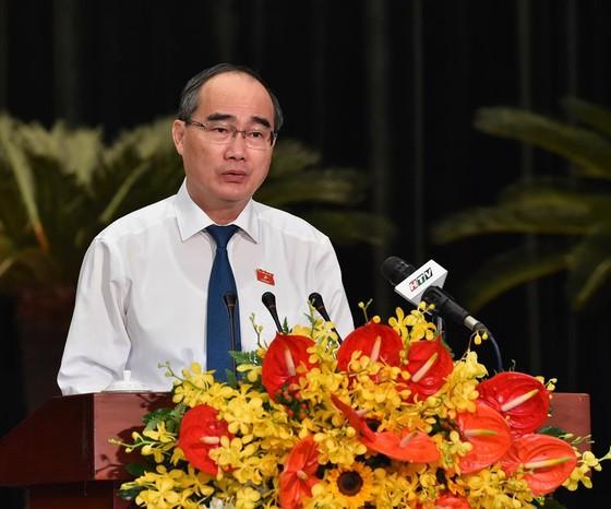 Bí thư Thành ủy TPHCM Nguyễn Thiện Nhân: Lập mới khu công nghiệp cho doanh nghiệp công nghệ cao ảnh 1