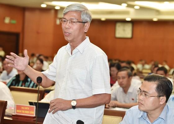 Nguyên Chủ tịch HĐND TPHCM Nguyễn Thị Quyết Tâm: Phải chỉ rõ địa chỉ trách nhiệm trong chống ngập ảnh 4