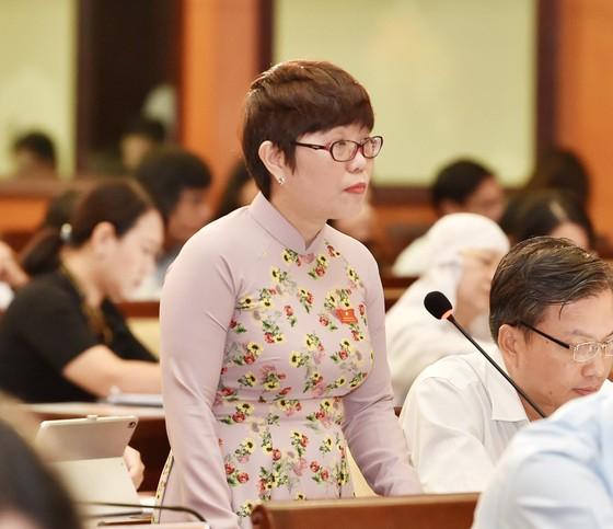 Nguyên Chủ tịch HĐND TPHCM Nguyễn Thị Quyết Tâm: Phải chỉ rõ địa chỉ trách nhiệm trong chống ngập ảnh 2
