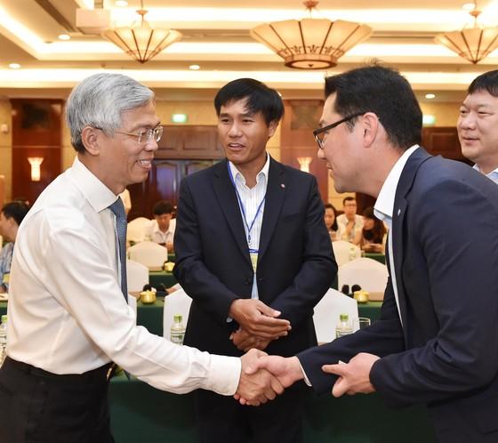 Bí thư Thành ủy Nguyễn Thiện Nhân: Cần hình thành một chiến lược phát triển cây xanh TPHCM ảnh 5