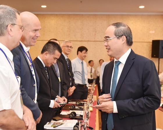 Bí thư Thành ủy Nguyễn Thiện Nhân: Cần hình thành một chiến lược phát triển cây xanh TPHCM ảnh 3
