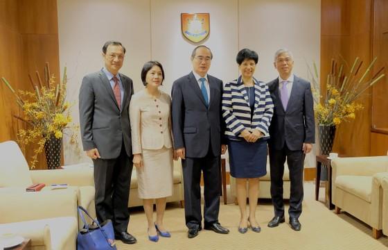 Hợp tác với Singapore nâng giáo dục phổ thông TPHCM đạt chuẩn quốc tế ảnh 2