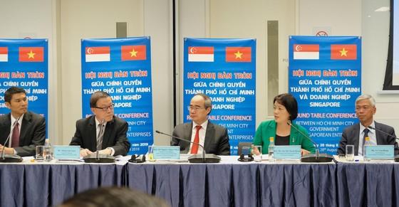 Doanh nghiệp Singapore tuyên bố đầu tư 500 triệu USD vào Việt Nam ảnh 1