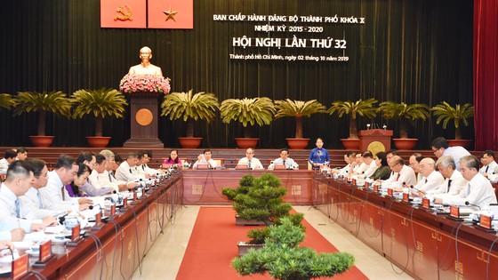 Hội nghị Thành ủy TPHCM bàn về công tác nhân sự ảnh 2