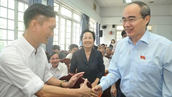 """Bí thư Thành ủy TPHCM Nguyễn Thiện Nhân: """"Đi vào con đường tham nhũng là không có lối ra"""" ảnh 1"""