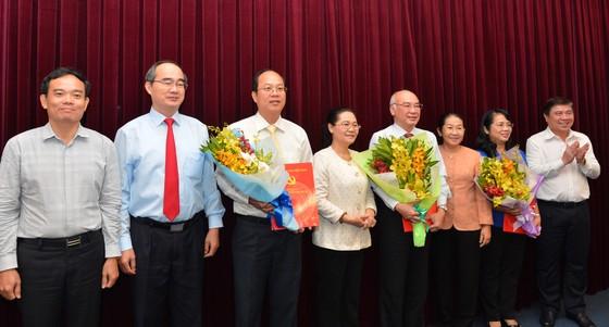 Ban Bí thư chuẩn y 3 Ủy viên Ban Thường vụ Thành ủy TPHCM ảnh 2