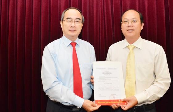 Ban Bí thư chuẩn y 3 Ủy viên Ban Thường vụ Thành ủy TPHCM ảnh 5