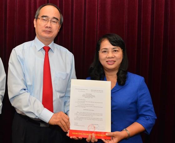 Ban Bí thư chuẩn y 3 Ủy viên Ban Thường vụ Thành ủy TPHCM ảnh 4