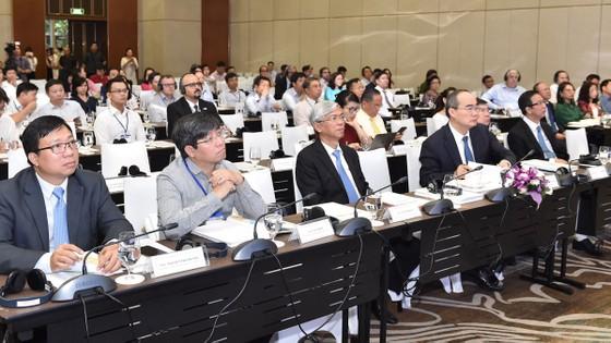 Bí thư Thành ủy TPHCM Nguyễn Thiện Nhân: Xây dựng chính quyền chung cho đô thị sáng tạo phía Đông ảnh 1