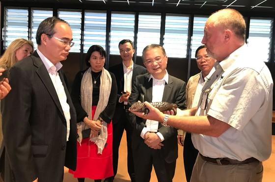 Bí thư Thành ủy TPHCM Nguyễn Thiện Nhân bắt đầu chuyến thăm Australia ảnh 2