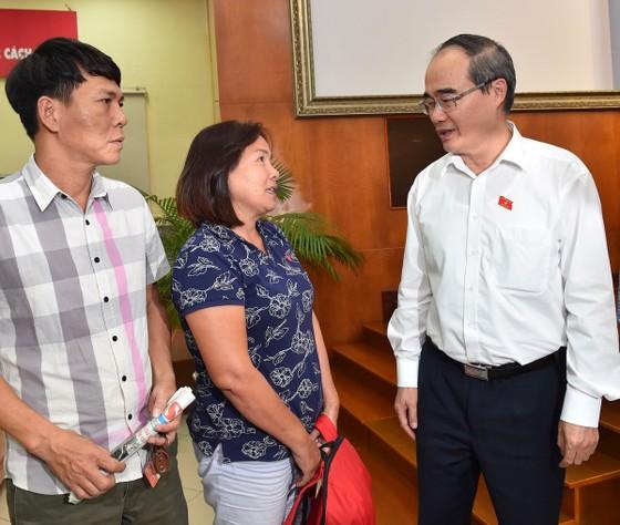 Bí thư Thành ủy TPHCM Nguyễn Thiện Nhân: Vào con đường tham nhũng là không có lối ra ảnh 2