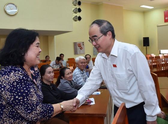 Bí thư Thành ủy TPHCM Nguyễn Thiện Nhân: Vào con đường tham nhũng là không có lối ra ảnh 1
