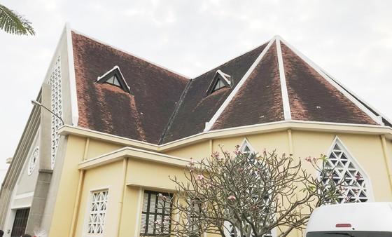 Nhà thờ Thủ Thiêm, Tu viện Hội Dòng Mến Thánh giá Thủ Thiêm là di tích cấp thành phố ảnh 2