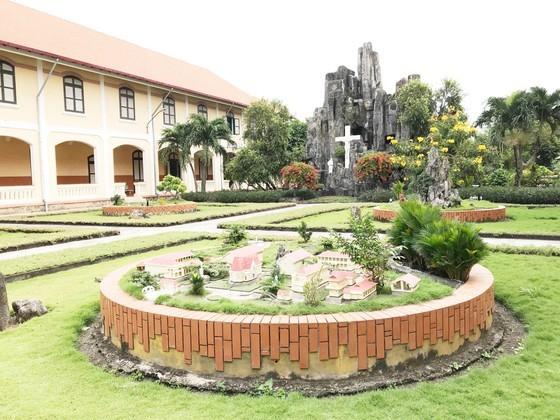 Nhà thờ Thủ Thiêm, Tu viện Hội Dòng Mến Thánh giá Thủ Thiêm là di tích cấp thành phố ảnh 1