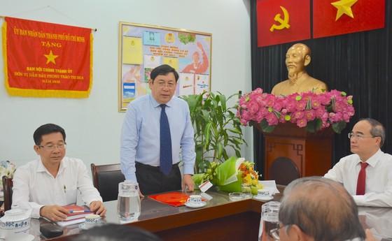 Trưởng ban Nội chính Thành ủy TPHCM Trần Thế Lưu nghỉ hưu ảnh 2