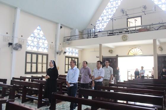 Trao bằng xếp hạng di tích cho Nhà thờ Thủ Thiêm và Tu viện Hội Dòng Mến Thánh Giá Thủ Thiêm ảnh 7
