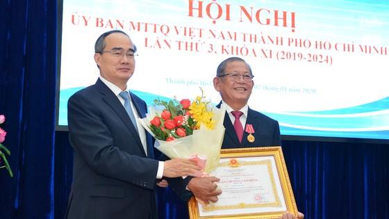 Bí thư Thành ủy TPHCM Nguyễn Thiện Nhân: Xây dựng đề án Nhân dân giám sát Đảng, Chính quyền ảnh 2