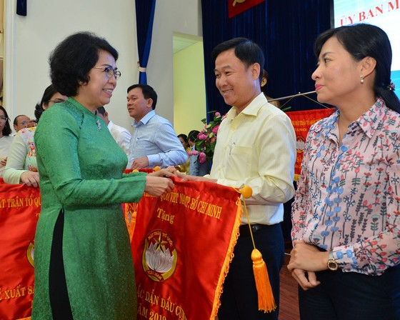 Bí thư Thành ủy TPHCM Nguyễn Thiện Nhân: Xây dựng đề án Nhân dân giám sát Đảng, Chính quyền ảnh 4