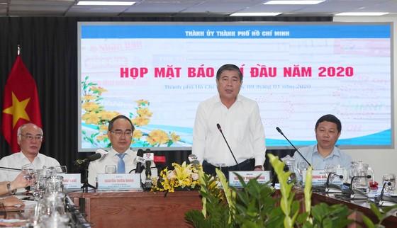 Bí thư Thành ủy TPHCM Nguyễn Thiện Nhân chia sẻ thông tin về nhân sự khóa tới ảnh 2