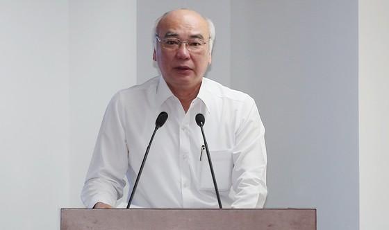 Bí thư Thành ủy TPHCM Nguyễn Thiện Nhân chia sẻ thông tin về nhân sự khóa tới ảnh 3