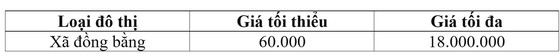 TPHCM thông qua bảng giá đất giai đoạn 2020-2024 ảnh 5