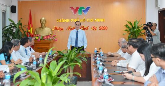 Bí thư Thành ủy TPHCM Nguyễn Thiện Nhân đặt hàng công tác tuyên truyền để góp phần phát triển TPHCM ảnh 2