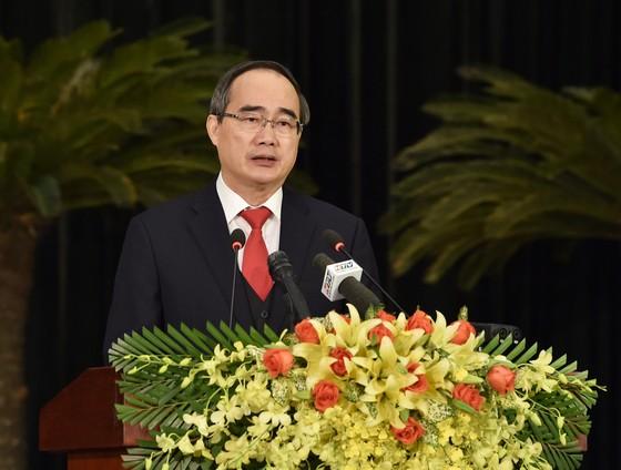 Bí thư Thành ủy TPHCM Nguyễn Thiện Nhân: Tạo dựng niềm tin của nhân dân ảnh 2