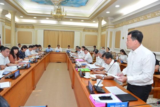 Chủ tịch UBND TPHCM Nguyễn Thành Phong: Xác lập rõ trách nhiệm để đẩy nhanh dự án đầu tư ảnh 2