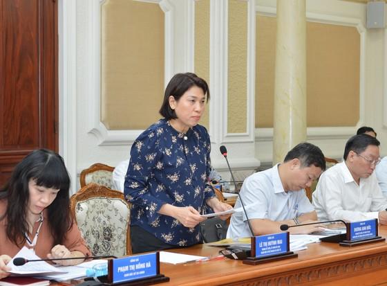 Chủ tịch UBND TPHCM Nguyễn Thành Phong: Xác lập rõ trách nhiệm để đẩy nhanh dự án đầu tư ảnh 1