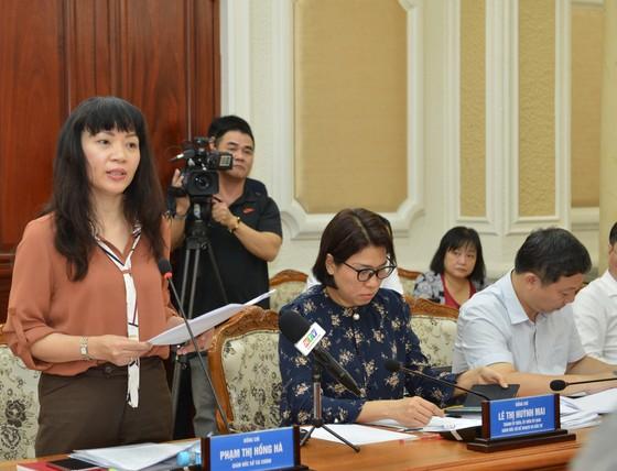 Chủ tịch UBND TPHCM Nguyễn Thành Phong: Xác lập rõ trách nhiệm để đẩy nhanh dự án đầu tư ảnh 3
