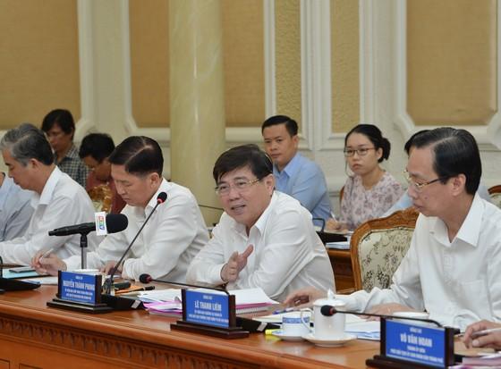 Chủ tịch UBND TPHCM Nguyễn Thành Phong: Xác lập rõ trách nhiệm để đẩy nhanh dự án đầu tư ảnh 4