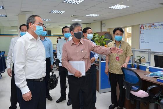 Xây dựng quy tắc thích ứng với nguy cơ lây nhiễm nhưng không có dịch ảnh 5