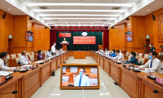 Bí thư Thành ủy TPHCM: Từng bước đưa sản xuất, sinh hoạt tại TPHCM trở lại bình thường ảnh 3