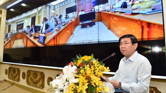 Bí thư Thành ủy TPHCM Nguyễn Thiện Nhân: Ngăn chặn sự phá sản của doanh nghiệp ảnh 5