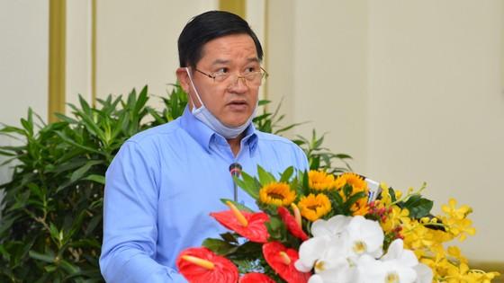 Bí thư Thành ủy TPHCM Nguyễn Thiện Nhân: Ngăn chặn sự phá sản của doanh nghiệp ảnh 6