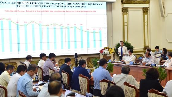 Bí thư Thành ủy TPHCM Nguyễn Thiện Nhân: Ngăn chặn sự phá sản của doanh nghiệp ảnh 3