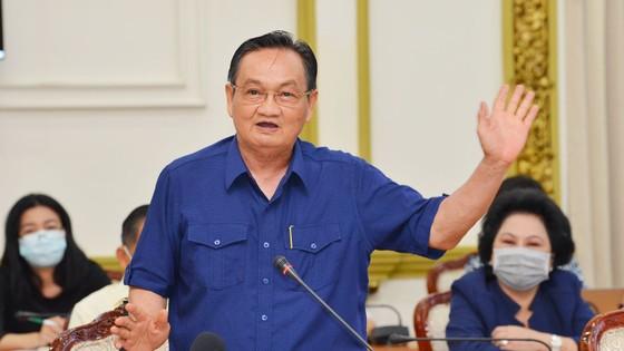 Bí thư Thành ủy TPHCM Nguyễn Thiện Nhân: Ngăn chặn sự phá sản của doanh nghiệp ảnh 7