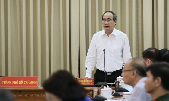 Thủ tướng Nguyễn Xuân Phúc: TPHCM cần đón nhận cơ hội vàng về đầu tư ảnh 3