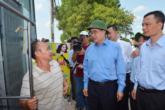 Bí thư Thành ủy TPHCM: Rà soát, xử lý hình sự đầu nậu phân lô đất nông nghiệp xây dựng không phép ảnh 7