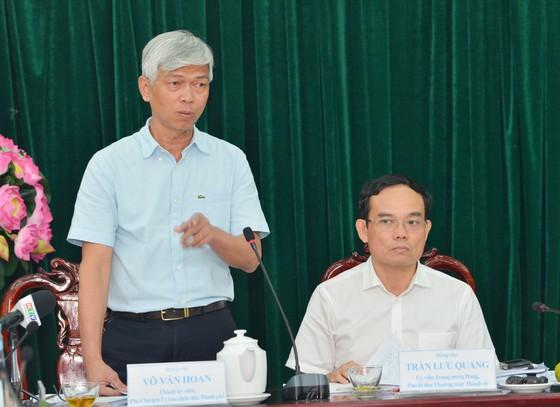 Bí thư Thành ủy TPHCM: Rà soát, xử lý hình sự đầu nậu phân lô đất nông nghiệp xây dựng không phép ảnh 10