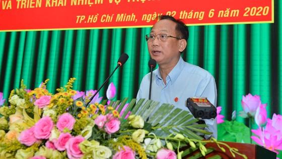 Bí thư Thành ủy TPHCM: Công khai vi phạm với người dân để hoàn thiện hơn ảnh 1