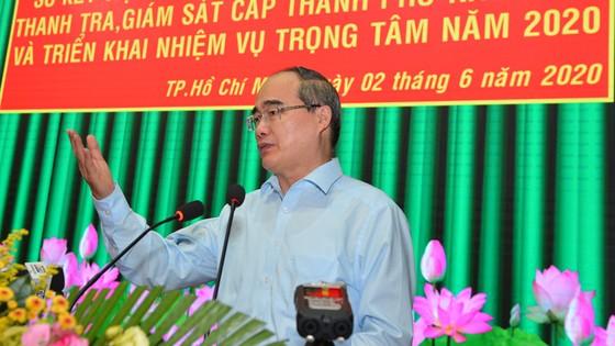 Bí thư Thành ủy TPHCM: Công khai vi phạm với người dân để hoàn thiện hơn ảnh 2