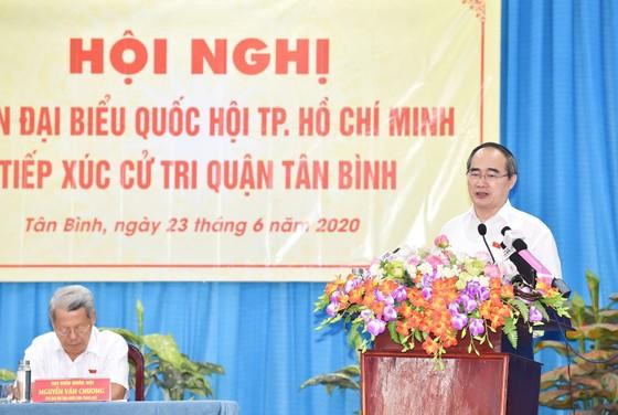 Bí thư Thành ủy TPHCM Nguyễn Thiện Nhân: Chống tham nhũng chưa bao giờ thực hiện quyết liệt như lúc này ảnh 1